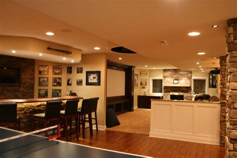 Home Basement Gallery