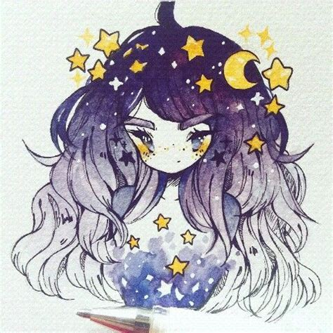 watercolor anime best 25 watercolor galaxy ideas on galaxy