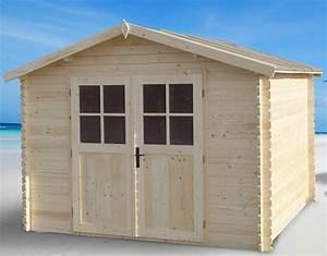 Abri De Jardin En Kit : abri de jardin le havre 9m en bois en kit sans permis ~ Dailycaller-alerts.com Idées de Décoration