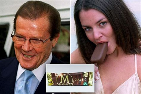 roger moore walls magnum roger moore latest news views gossip pictures video