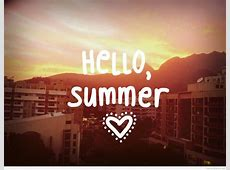 Hello Summer Pictures, Photos, and Images for Facebook