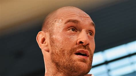 Boxer Tyson Fury Tests Positive For Cocaine