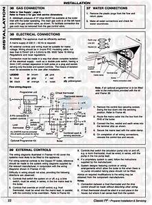 Ideal Classic Ff350 Appliance Diagram  Wiring 1