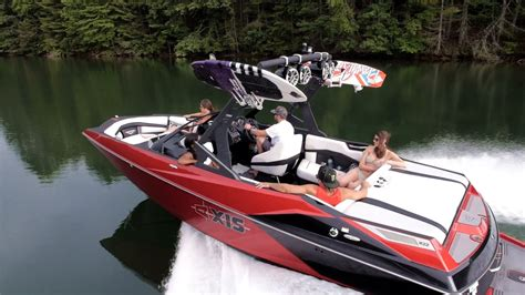 Axis Boats Saltwater by Wakeboard Boat Boundary Waters Marina