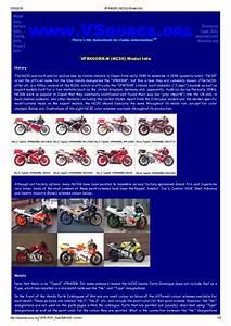 Honda Vfr400 R Nc30 Model Info