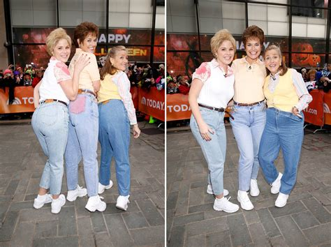 Matt Lauer Halloween Pat by Mom Jeans Savannah Guthrie Jenna Bush Hager And Meredith