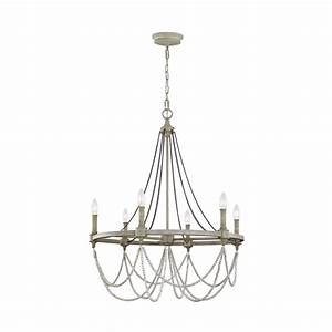 Lowes chandelier light covers : Chandelier astounding white distressed