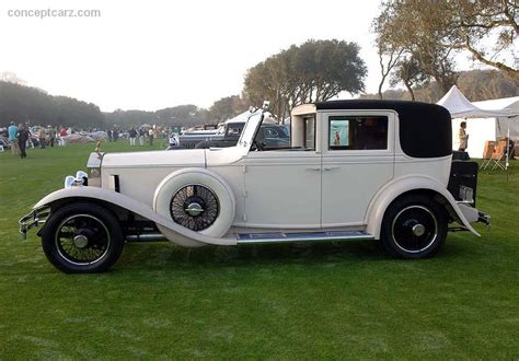 Auction Results And Data For 1920 Rolls-royce Silver Ghost