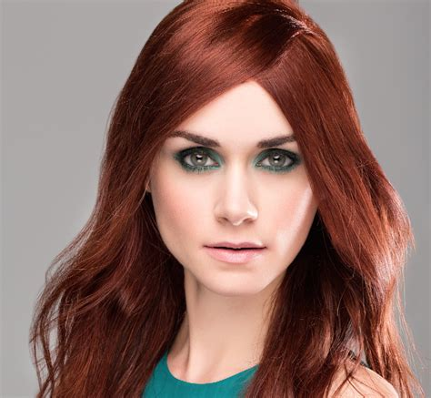 makeup ideas  blue eyes  red hair makeup vidalondon