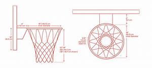 Basketball Backboard Size Dimensions