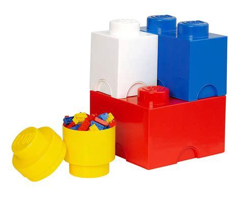 lego rangement 40150001 pas cher brique multipack 4
