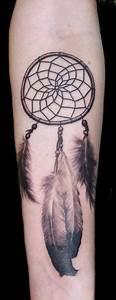 Attrape Reve Tatoo : tatouage dreamcatcher attrape r ves 5 inkage ~ Nature-et-papiers.com Idées de Décoration
