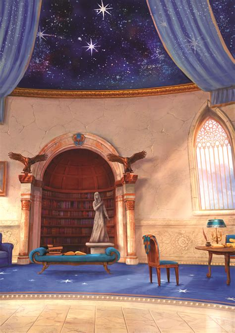 ravenclaw common room pottermore
