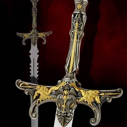 Sword Apocalypse Riders Fantasy Weapons Dark Swords