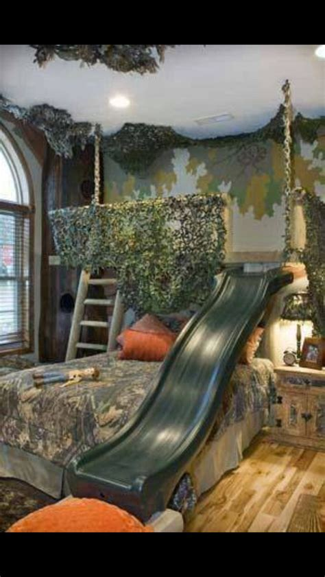 Boys Camo Bedroom  Bedroom Ideas  Pinterest  Boys, Deer