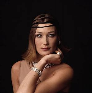 Carla Bruni ~ How a Fashion Model became The First Lady of ...