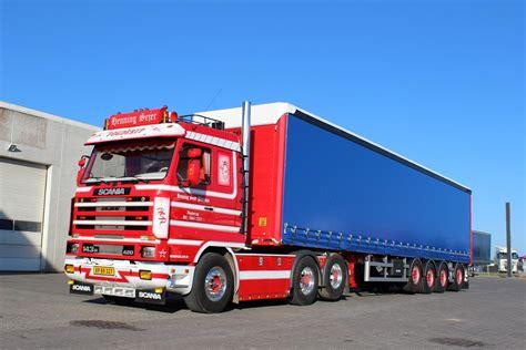 Scania 143 6x2  Billeder Af Lastbiler  Uploaded Af Mark J