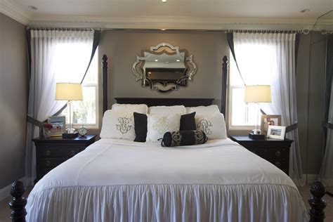 stylish bedrooms stylish transitional master bedroom before and after robeson design san diego interior designers