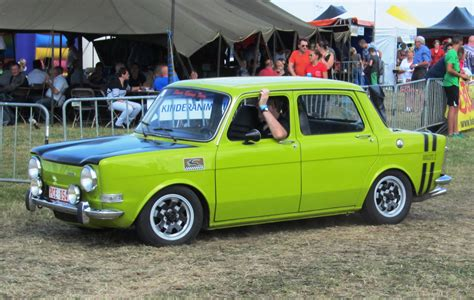 File:Simca 1000 Rally at Schaffen-Diest Fly-drive 2013.JPG ...