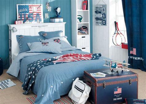 chambre ado bleu gris deco chambre ado garcon bleu gris visuel 6