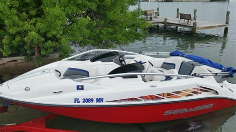 Sea Doo Jet Boat Issues by Sea Doo Speedster 200 2004 For Sale For 9 500 Boats