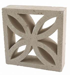 Leaf Block Off White Leaf Block, (L)290mm (W)290mm (T)90mm