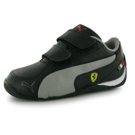 Una vita dedicata al benessere fisico. Puma Kids Drift Cat 5 Scuderia Ferrari Childrens Velcro ...