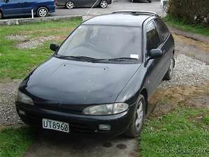 1991 Mitsubishi Mirage Hatchback Specifications  Pictures