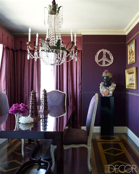 Plum Bedroom Decor by A Closer Look At Six Enigmatic Colors In Home Decor