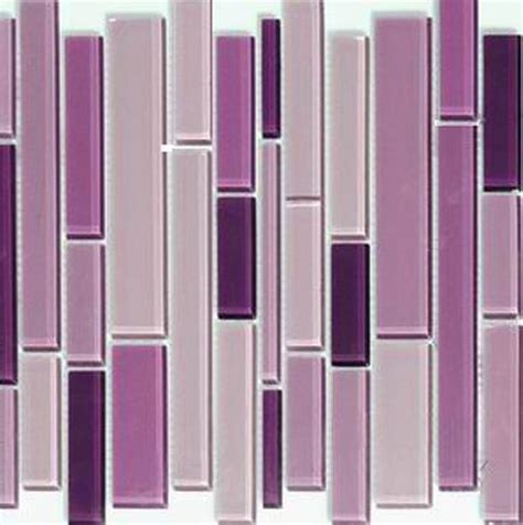 purple tiles for kitchen mosaic tiles glass mosaic tiles and purple on 4458