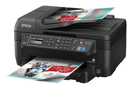 Galleon - Epson WF-2750 All-in-One Wireless Color Printer