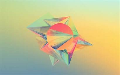 Justin Maller Week Geometric Abstract Shapes Shape
