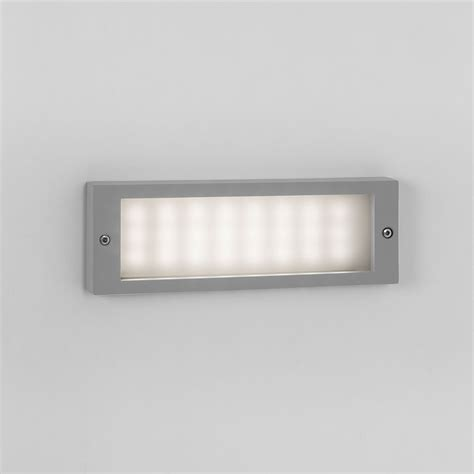 astro brick outdoor led wall light at uk electrical supplies