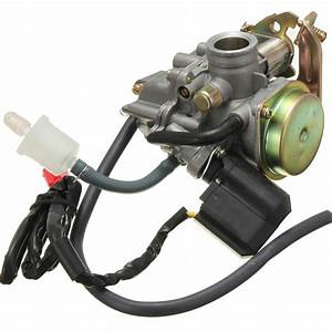Carburettor Carb Metal For 50cc Gy6 4