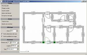 Logiciel gratuit pour faire des plans de maison ou d for Logiciel gratuit pour plan de maison simple