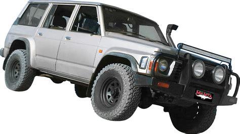 We did not find results for: Nissan Patrol GQ 4.2L TD42 Diesel & TB42 Petrol Wagon ...