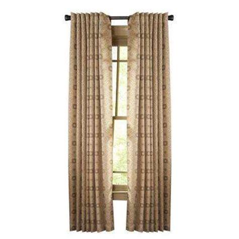 home depot window curtains martha stewart living curtains drapes window