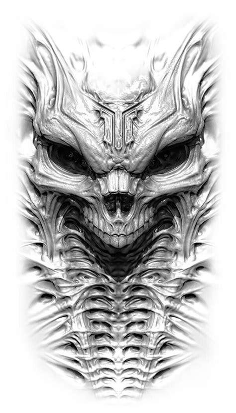The 25+ best Evil skull tattoo ideas on Pinterest | Skull tattoos, Evil tattoos and Skull sleeve
