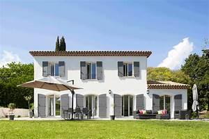Exemple couleur facade maison modele de couleur de facade for Awesome couleur facade maison provencale 2 les 25 meilleures idees concernant relooking de porte sur