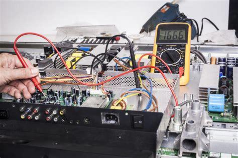 Electronics Repair Stock Image Part Digital