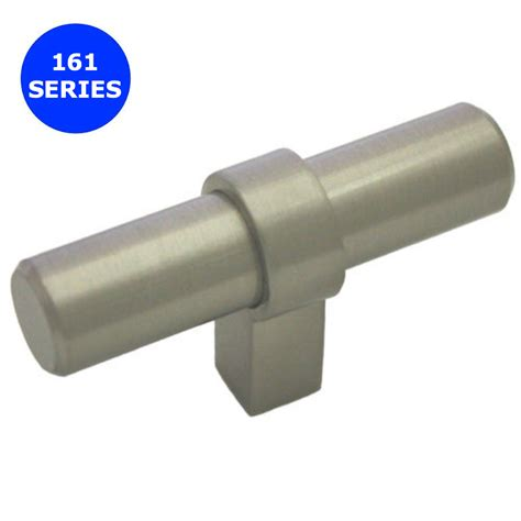 cabinet knobs and handles 2 quot cabinet knob discounted satin nickel style t bar knob