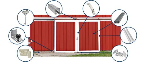 strikingly ideas pole barn door track   fix  sliding