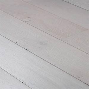 Parquet Massif Clipsable : parquet massif chene blanchi chne with parquet chene ~ Edinachiropracticcenter.com Idées de Décoration
