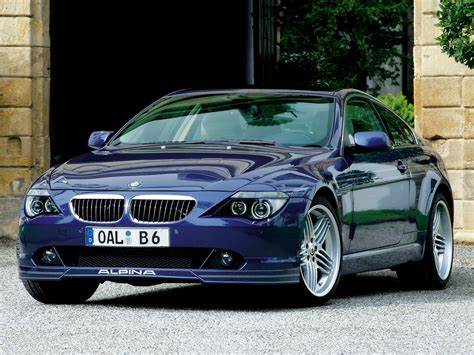 Alpina B6 Biturbo Coupé Heeft 540 Pk!