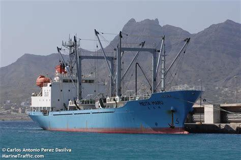 Vessel details for: MEITA MARU (Reefer) - IMO 9071583 ...