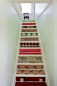 Soluzioni originali per decorare le scale - La Figurina