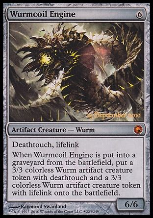 Mtg Deathtouch Deck Standard by Wurmcoil Engine Prerelease Events