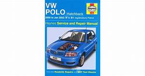 Vw Polo Hatchback Petrol Service And Repair Manual  2000
