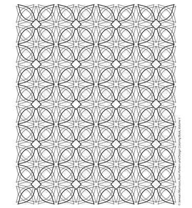 Coloring Pages Patterns and Designs