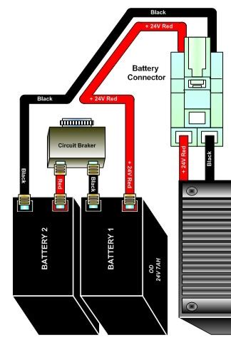 Razor Scooter Battery Wiring Diagram
